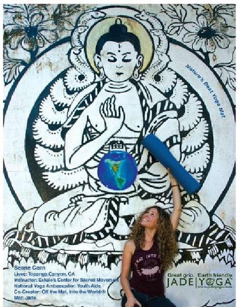 Eco-Conscious Yoga Accessories