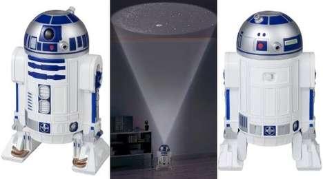 Sci-Fi Constellation Projectors