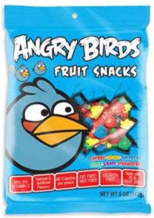 Bite-Size Birdy Treats