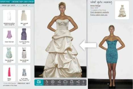 Comprehensive Virtual Makeovers - ModiFace Inc. Allows Shoppers to Try Cosmetics and Clothes Online
