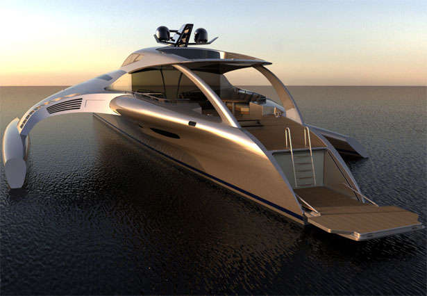 Spaceship Super Yachts