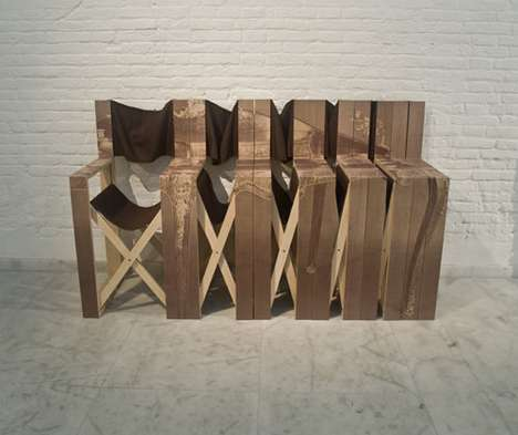 Accordion-Inspired Furniture