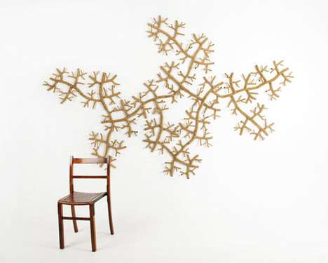 Beautifully Branched Ornaments