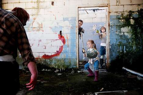 Zombie-Fighting Families