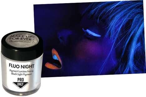 Glow-In-The-Dark Cosmetics