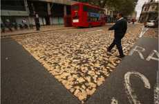 Leaf-Carpeted Lanes