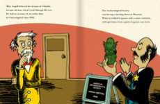 Monstrous Children's Tales - The Dr. Seuss Call of Cthulhu is Perfect for Pint-Sized Horror Fans