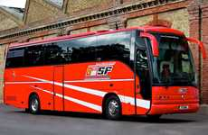 Luxurious Grand Prix Buses