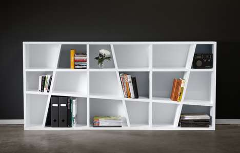 Slanted Storage Systems