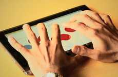 Sightless Literary Devices - The Braille App Brings Touchscreen Technology to the Visually Impaired