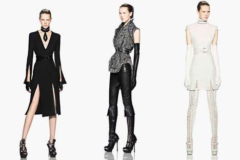 Demurely Dominating Fashion
