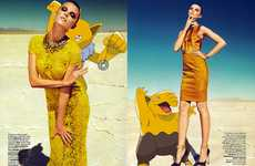 Pokemon-Infused Fashion Captures