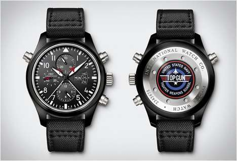 Ultra-Slick Aviation Timepieces