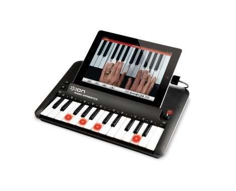 12 Tech-Savvy Pianos