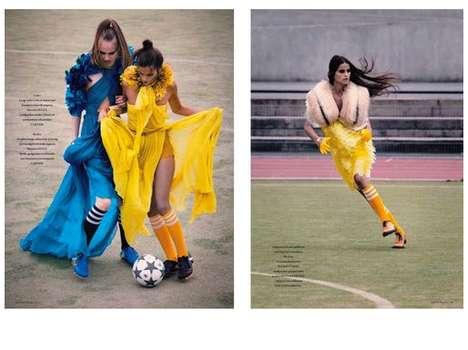 Stylish Soccer Games