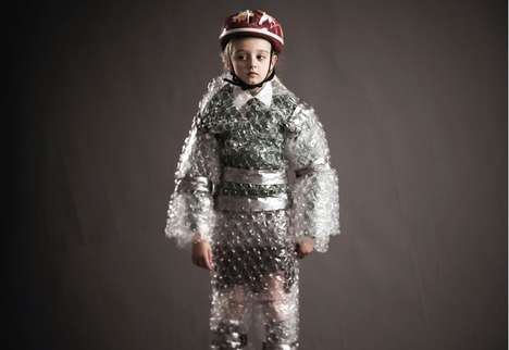 Bubble-Wrapped Kid Campaigns
