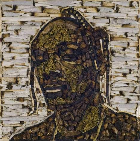 Hip-Hop Cannabis Portraiture