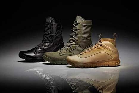 High-Tech Tactical Boots