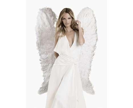 20 Angelic Advertisements