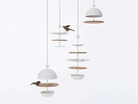 Multi-Course Avian Meals