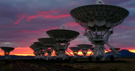 New Mexico's 'Very Large Array' Asks the Public for a More Creative Name