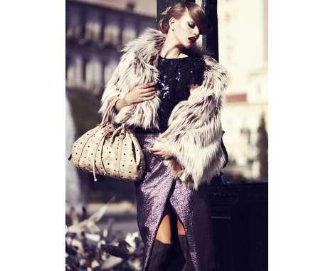 44 Fierce Fur Coats