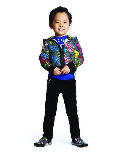 Japanese Inspired Kidswear Harajuku Mini