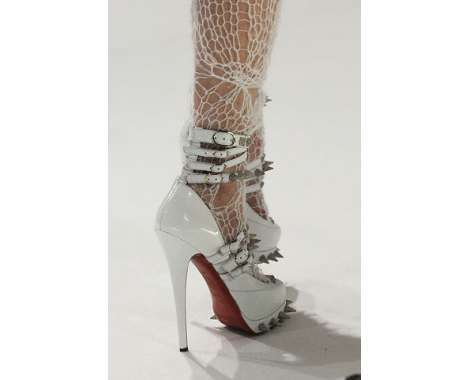 100 Fabulous Christian Louboutin Features
