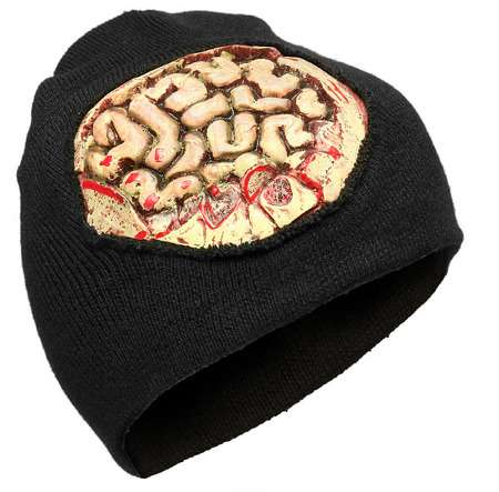 The Zombie Beanie Keeps You Warm and Keeps Fellow Undead Away