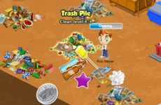 Anti-Garbage Gaming - Trash Tycoon Hopes to Teach Young Gamers the Virtue in Preservation