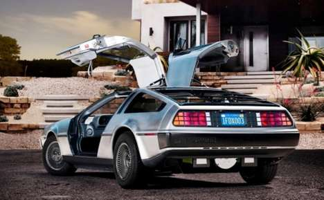 Iconic Film Car Relaunches