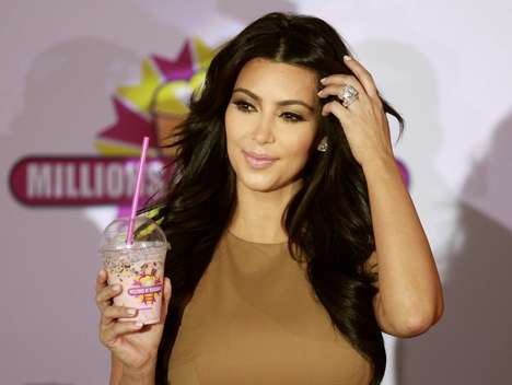 Celeb-Endorsed Dairy Drinks