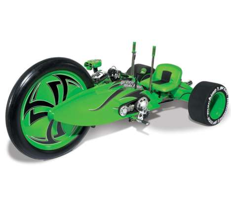 Fuel-Injected Trikes