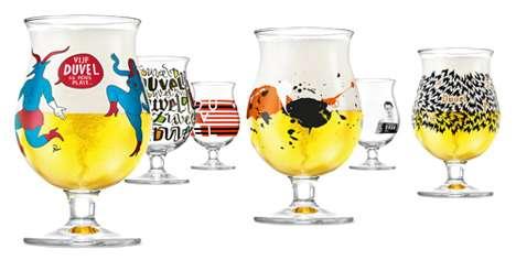 Booze Glassware Contests
