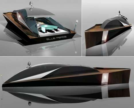 Solar-Powered Vessels