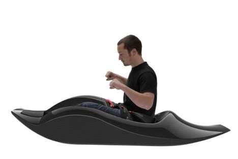 Sporty Streamlined Kayaks