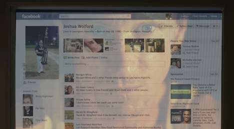 Social Network Horror Films - 'Take This Lollipop' Turns Facebook Into a Stalker Flick