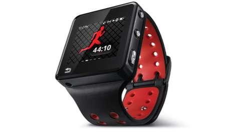 High-Tech Fitness Wristbands
