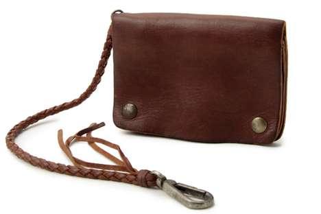 Vintage Leather Holders