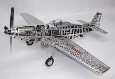 Miniature Attack Aircrafts