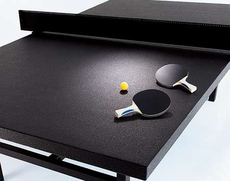 $45,000 Table Tennis Sets