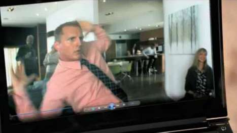 Dancing Dad Software Commercials