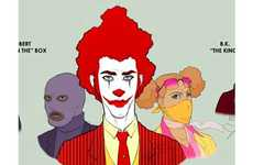 75 McDonald's Obsessions - From Fast Food Mob Bosses to Interactive McMarketing