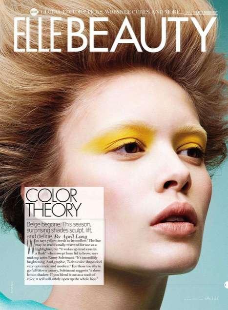Rainbow-Hued Editorials