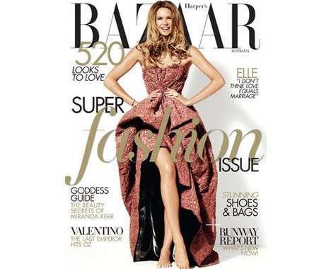 11 Elegant Elle Macpherson Editorials