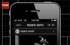 Deck-Flipping Instruction Apps - Download the Know Skateboarding App to Perfect Moves
