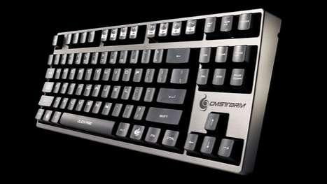 Amazing Anti-Slip Keyboards