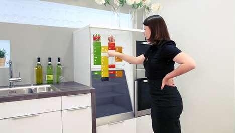 Futuristic RFID Refrigerator
