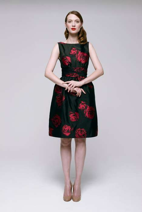 Mad Men-Inspired Womenswear