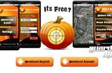 Kiddie Finder Apps - Trick or Tracker Helps Parents Locate Their Children